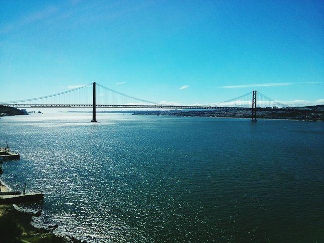 Lisboa Tejo Bridge Sightseeing