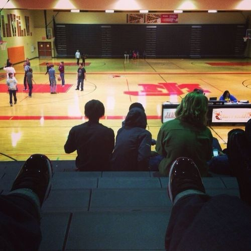 Gym Class Chillin
