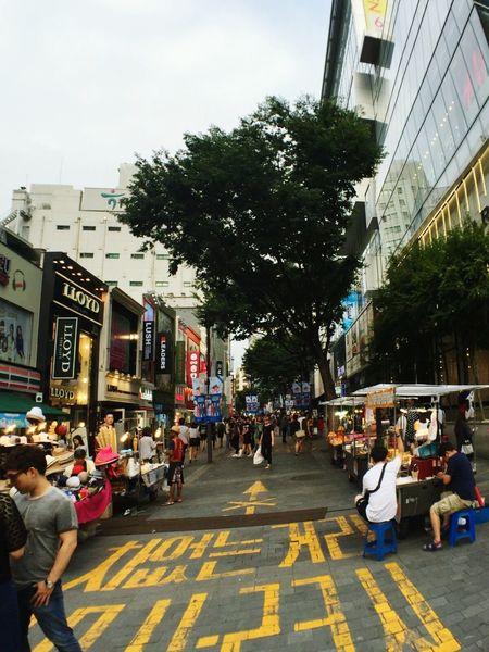 Korea Seoul Streetphotography Street Life