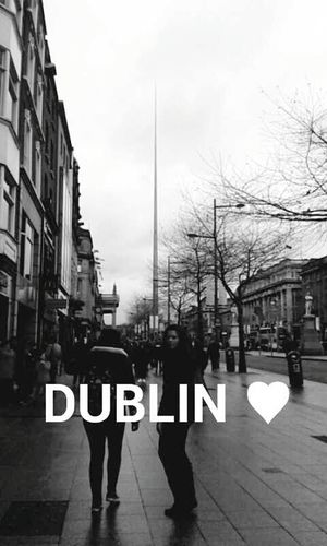 walk with friends. Walk Spire  Millennium Spire Dublin Ireland Taking Photos Monochrome Travel Photography Details Of My Life Enjoying Life