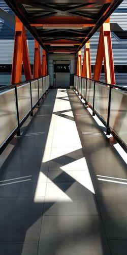 crossing bridge University Of Gunadarma City Modern Architecture Built Structure Transportation Building - Type Of Building Moving Walkway