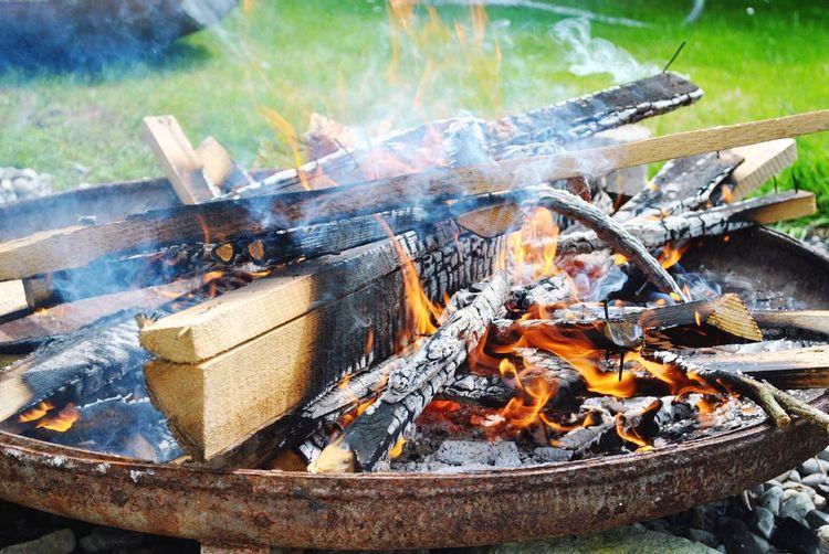 Burning Smoke -