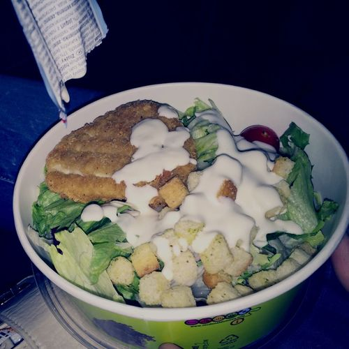 Chicken Salad Eyeem Missions Mealtime Enjoying A Meal Happy Meal
