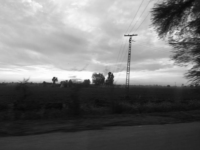 Village Sky