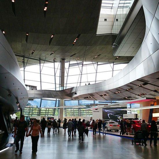 BMW World in Munich. BMwworld Bmw Munich Bmwi8