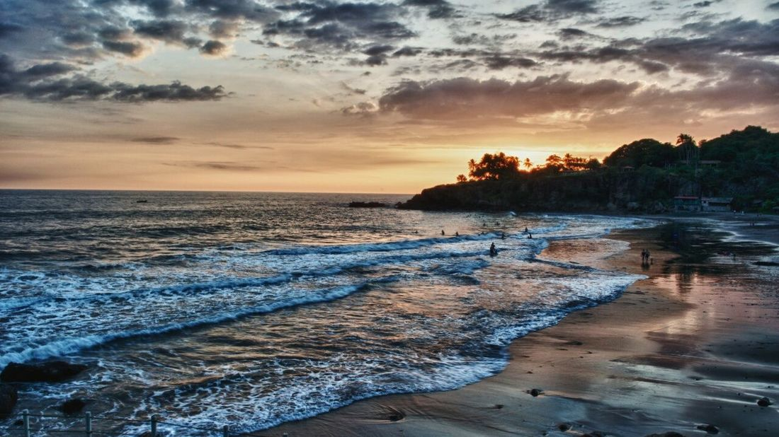 Elsalvadorimpressive Elsalvadorimpresionante ElSalvador  Beachphotography