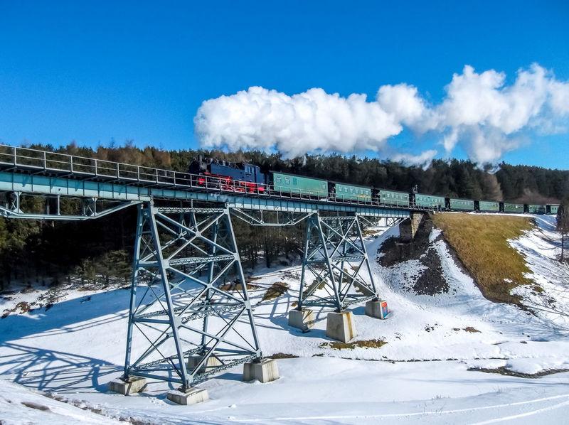 Fichtelberg, Erzgebirge Erzgebirge Fichtelberg Fichtelbergbahn Nature Skiing Winter Cold Temperature Landscape No People Nobody Ski Snow Sport Train Train Station Winterlandscape