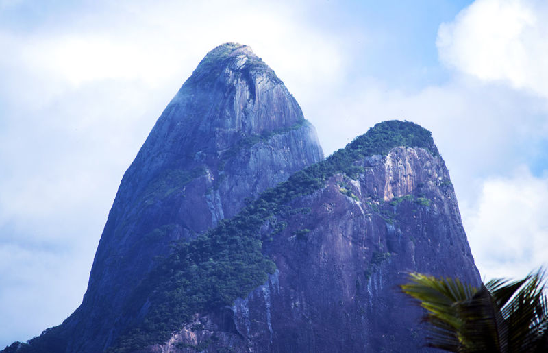 The stones of Urca. Beauty In Nature Close-up Cloud - Sky Day Geology Low Angle View Mountain Nature No People Outdoors Physical Geography Rock - Object Scenics Sky Tranquility