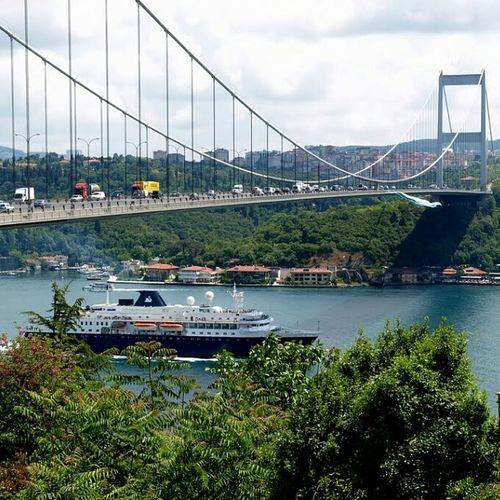 Istanbul - Bosphorus Bosphorus Istanbul #turkiye Istanbul