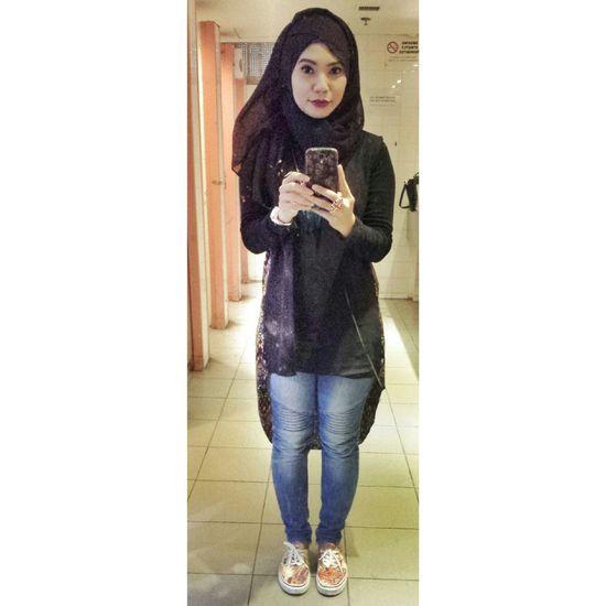 Ootd ✌ Hijabi Selfie