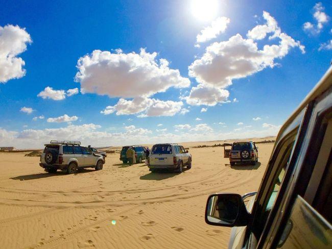 Arid Climate Blue Car Cloud - Sky Day Desert Land Vehicle Mode Of Transport Nature No People Off-road Vehicle Outdoors Safari Scenics Sky Sunlight Transportation Travel