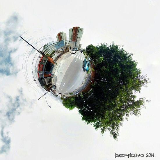 My Planet. City Zonasul Saopaulo Brasil photography
