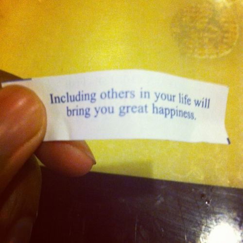 MY FORTUNE... SOUNDS GOOD!!!