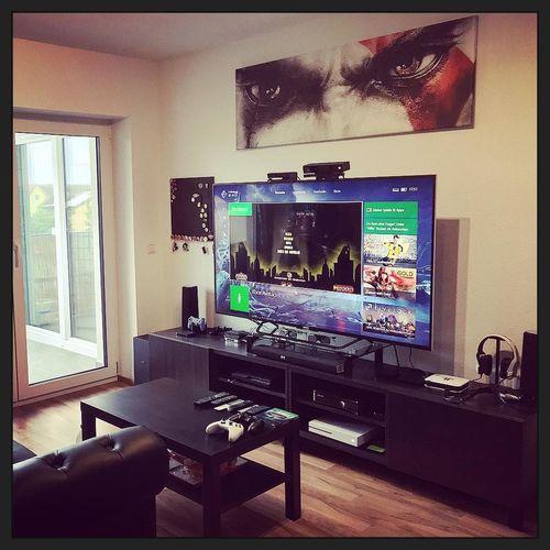 #gaming #godofwar #kratos #xboxlife Indoors  Table