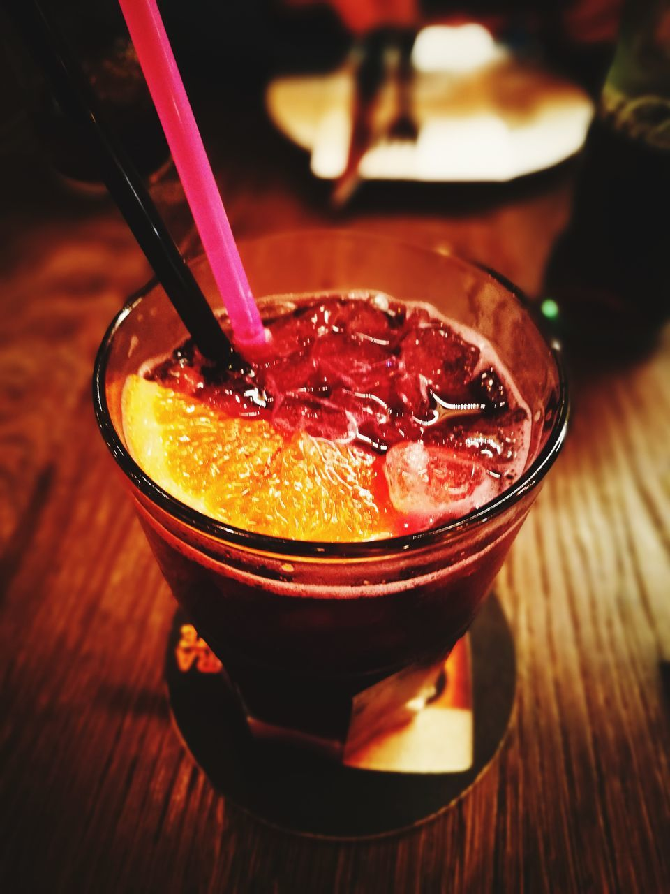 food and drink, freshness, drink, table, refreshment, drinking straw, drinking glass, no people, indoors, high angle view, healthy eating, close-up, cold temperature, food, day