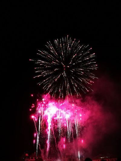 Firework Display RiverFest Limerick City First Eyeem Photo