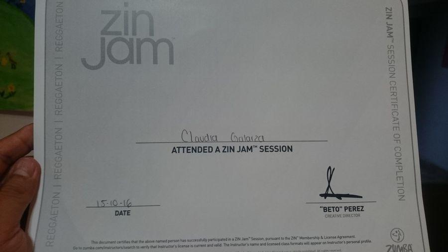 Zin Jam Zumba Fitness Zumba Fitness Is The BEST Ever I Swear !! My Wife Claudia Close-up Lifestyles
