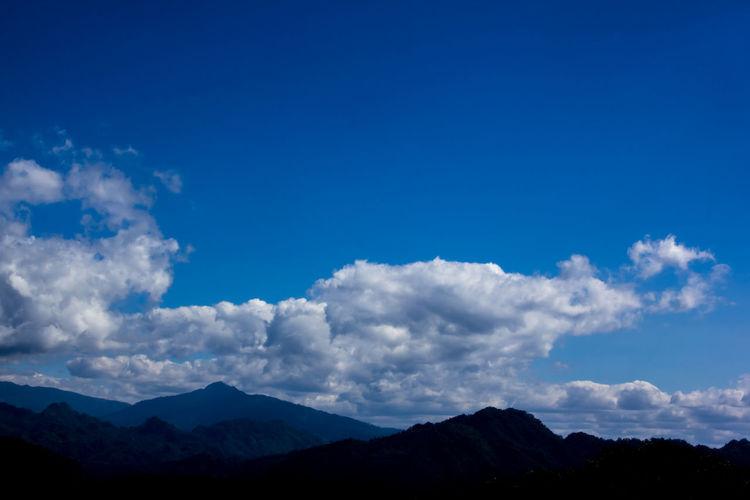 Bule sky and