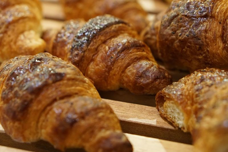 Bakery Food Food And Drink Baked Bread Croissant Freshness Close-up No People Sweet Food Ready-to-eat Pierre Hermé