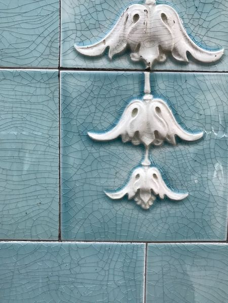 Crazy tiles No People Indoors  Ceramics Ceramic Ceramic Art Ceramic Tiles Tile Tiles Glaze Pattern Interior Design Blue Turquoise Pattern, Texture, Shape And Form Patterns & Textures