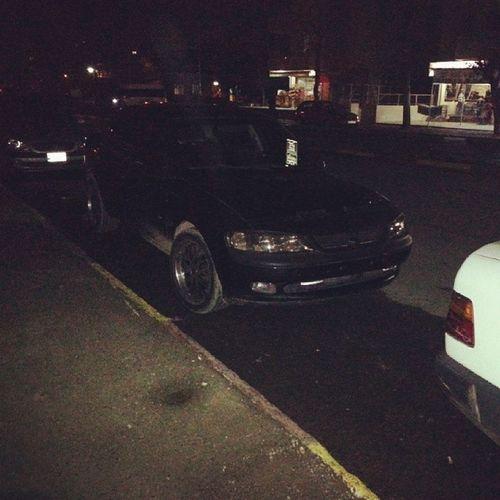 Batman Darkknight Opel Vectra vauxhall i500 vectrab