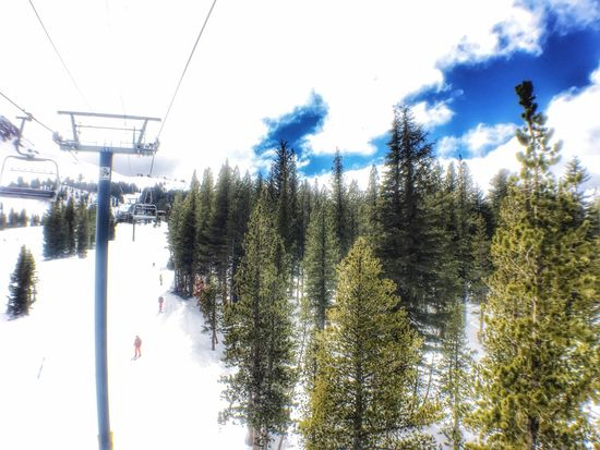 Check This Out The Great Outdoors With Adobe Landscape Photography Chairlift From My Point Of View Random Landscape Snowboarding Sitting Pretty