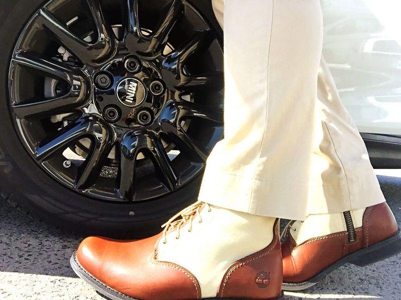 Guanilho Enjoying Life My Amazing Simple Life Wonderful Day Mens World Men Style Boots Mini Cooper Get Over It  Start Walking