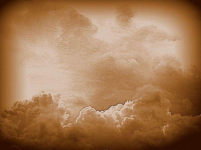 Clouds And Sky Sad Skies  Sadness :'( Sepia Mood Sepia Photography Shadow