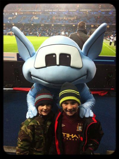 MCFC v Ajax