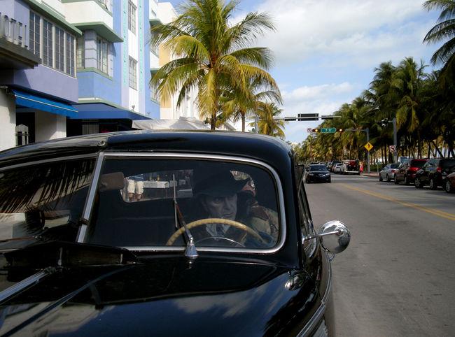 Art Deco Art Deco Architecture Artdeco Humphrey Bogart Car Humpreybogart Miami Beach Ocean Drive Old Car South Beach, Miami Live For The Story