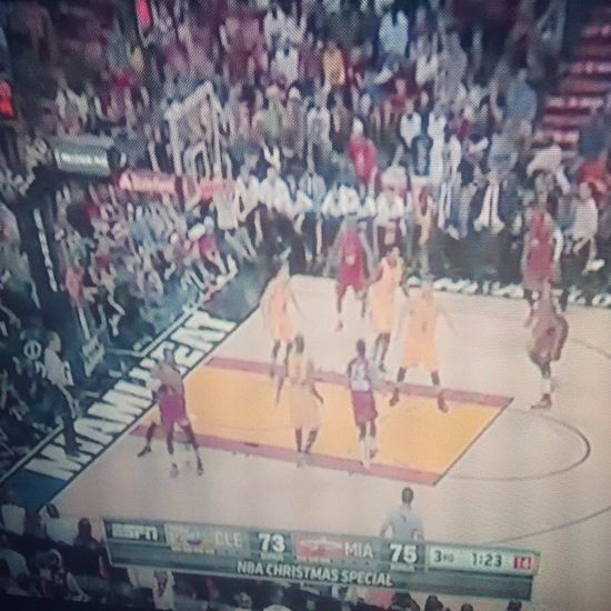 Letsgoheat NBA Clevelandcavaliers vs Miamiheat