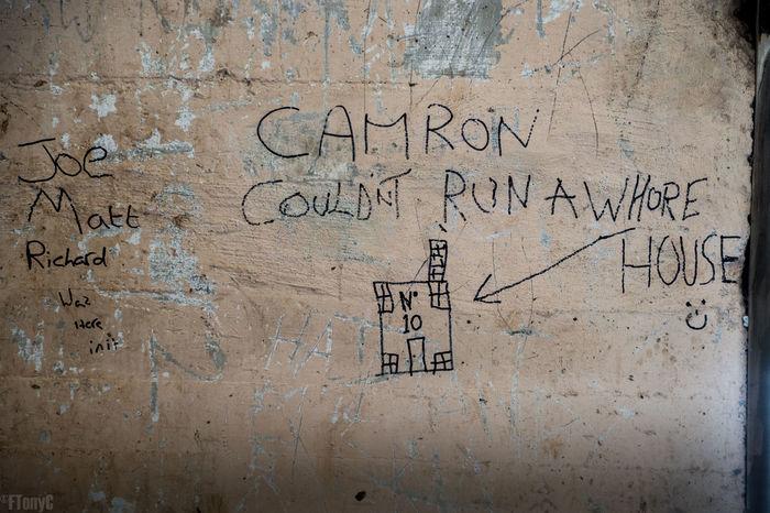 Comment Conservative David Cameron Graffiti Political Debate Politics PrimeMinister Text Tory Whorehouse