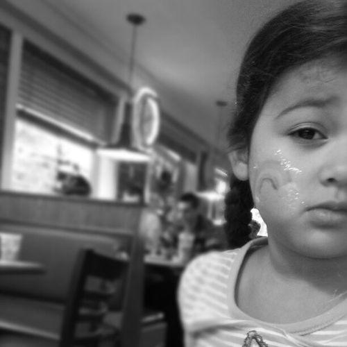 She is too cute lol..