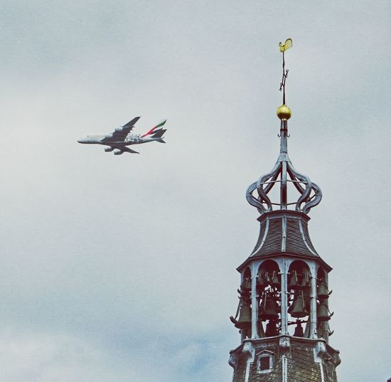 Check This Out Taking Photos Monumental Tower Meets Airbus A380 Envision The Future