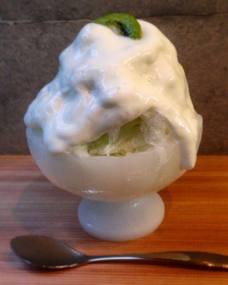 Shaved Ice かき氷 エスプーマ