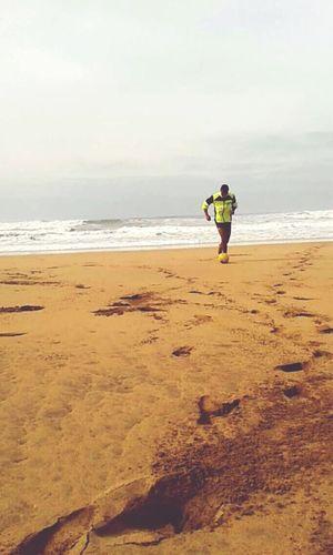 Yasser Mosta Beach Traning Football Goodtime