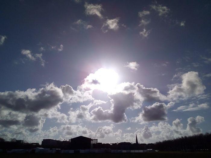 Sky Cloud - Sky Storm Cloud Storm Cumulonimbus Meteorology Sky Only Dramatic Sky Overcast Silhouette