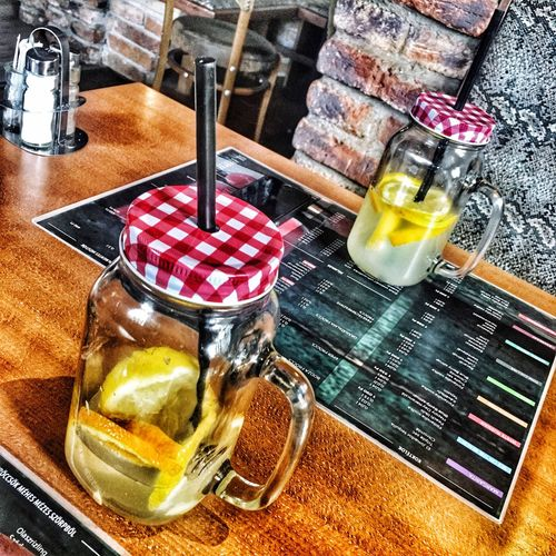 Table Drink Food And Drink Refreshment Drinking Glass Indoors  No People Food Drinking Straw Freshness Alcohol Day Close-up