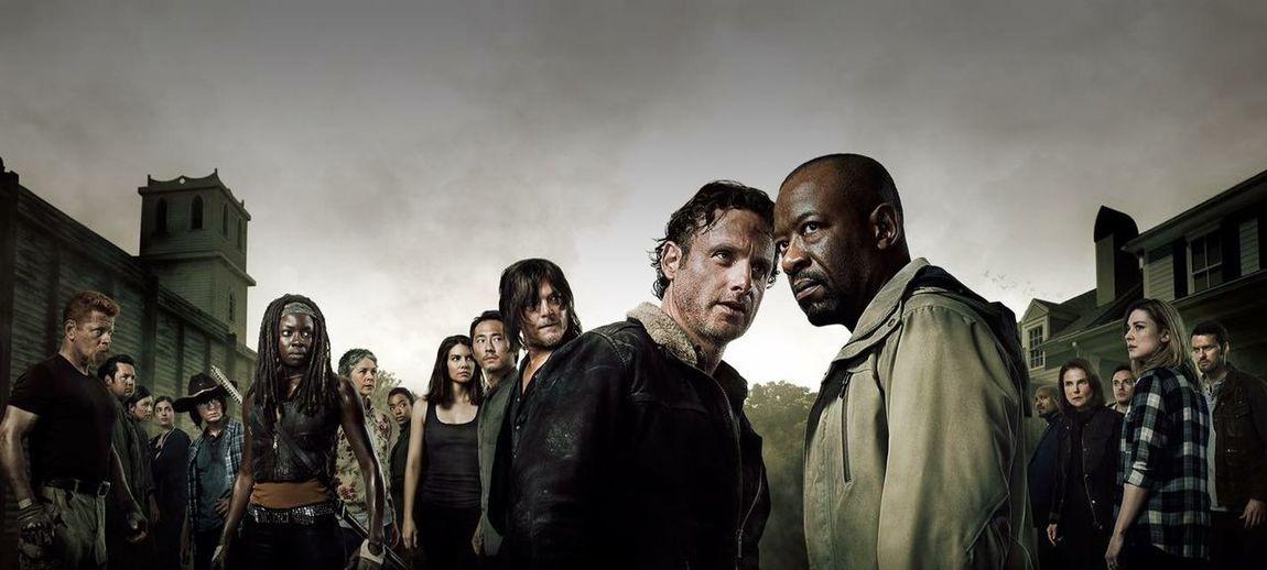 The Walking Dead Season 6 Poster Returns October 11th Sunday 9|8c on AMC Thewalkingdead Rickgrimes Daryldixon Maggiegreene BethGreene Carlgrimes Andrea CarolPeletier Lorigrimes GlennRhee