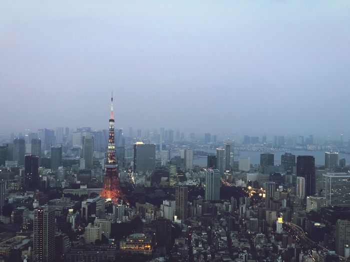 东京 Cityscape Building Exterior Architecture Built Structure Building Skyscraper Urban Skyline Travel Destinations First Eyeem Photo