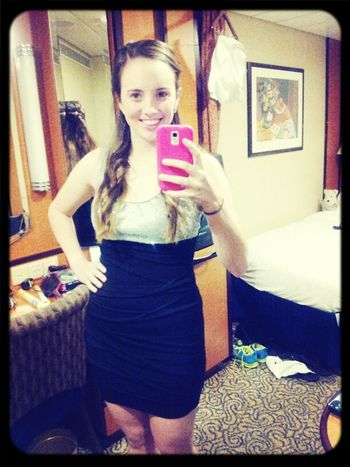#throwback cruise formal dinner!