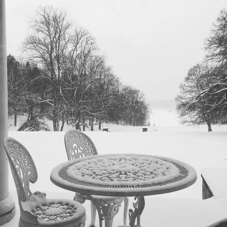 Nacka Tollare Winter Snow