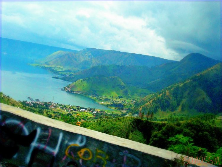 I love North Sumatra, Landscape Nature Toba Lake this is ours... ☺️??