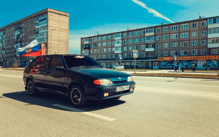 2015  Russia Hello World сибирь Россия Sibirya Photo Vaz Cars