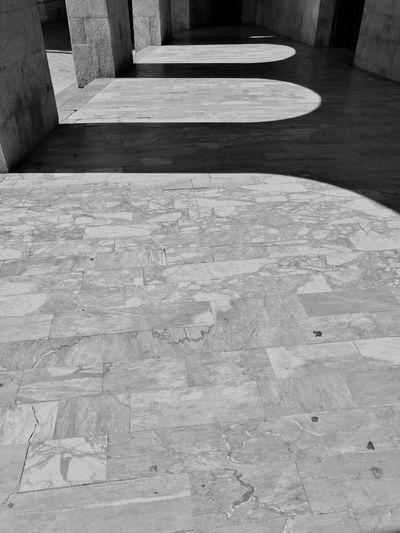 No People Day Architecture Shadows & Lights Rationalist Architecture Solitudine Metropolitana. Black & White Photography Metafisico ritmo di ombre