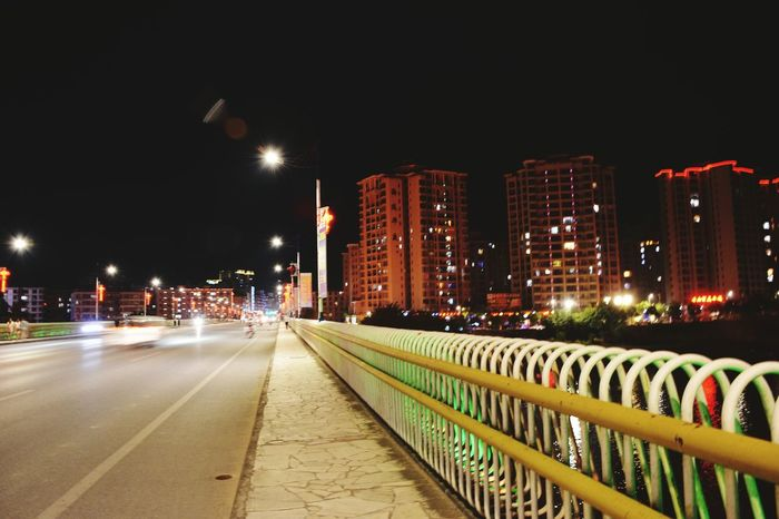 This Night At Night Lights Street Light In The Evening Thisevening Road Buildings Colour Of Life