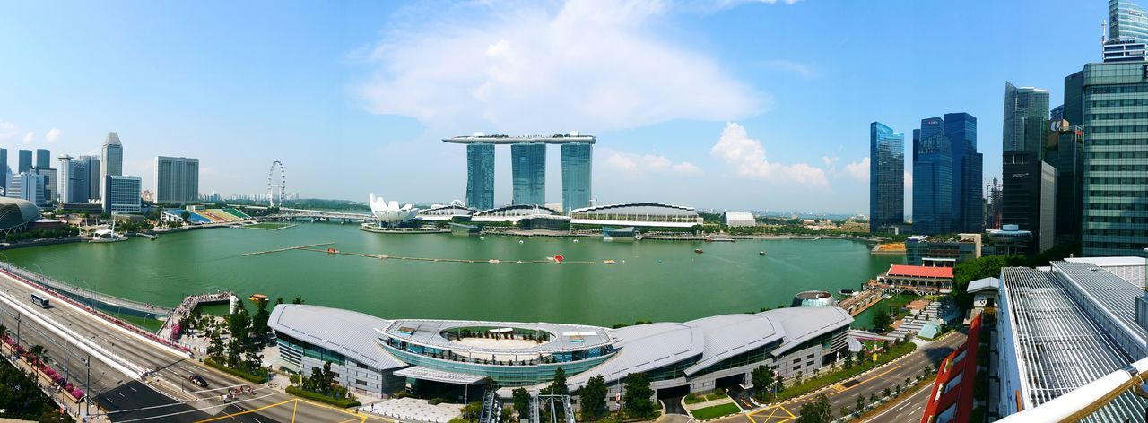 The ever changing landscape of Singapore. Always Changin Landscape_photography Cityscapes