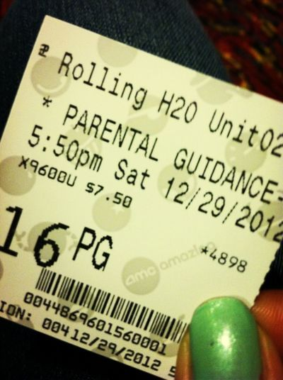 i like how the ticket says Rolling H20 (rolling hills 20). Rolling Water doe!