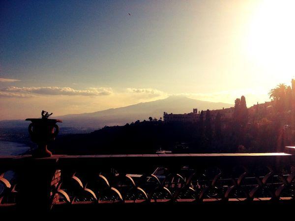 Taormina And Etna