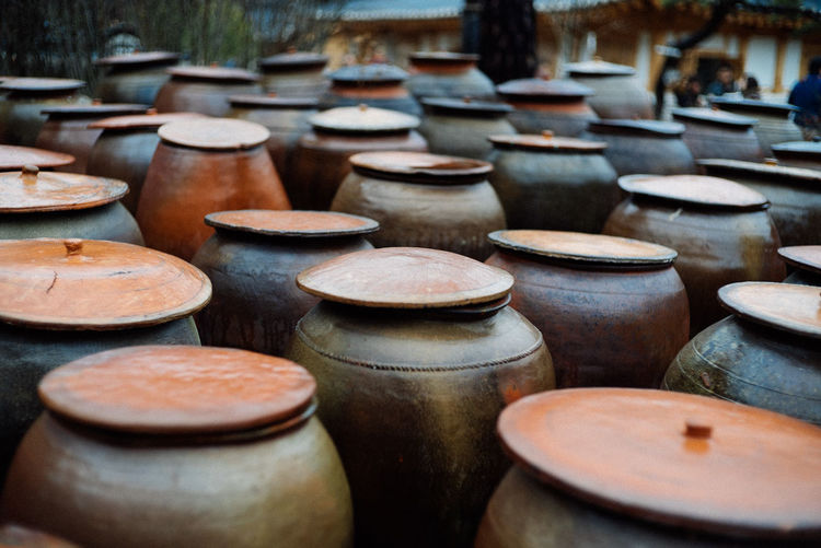 Taking Photos Korean Traditional Earthenware Pottery Seoul, Korea EyeEm Korea
